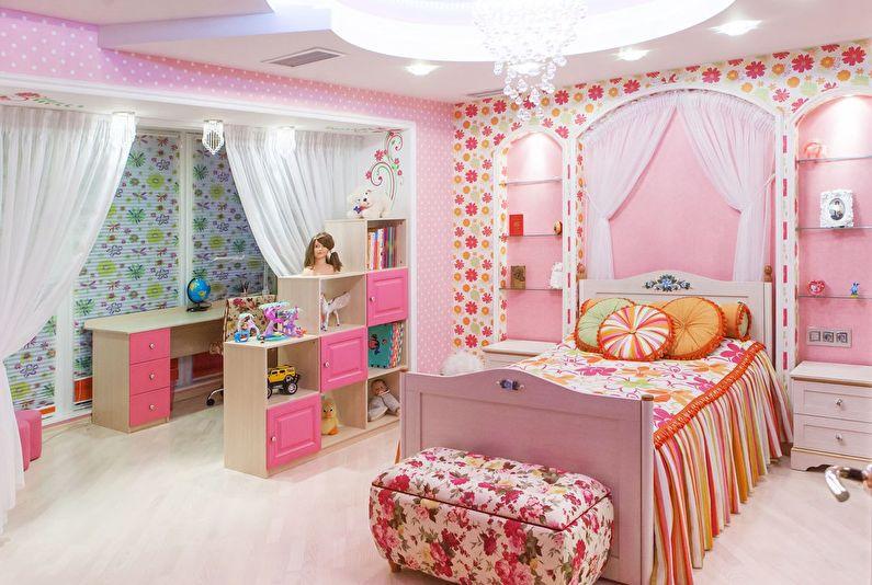 Otroška soba za dekle