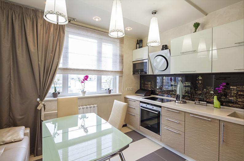 Дизайн кухни 12 кв.м. (+60 фото)