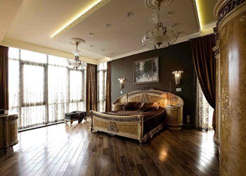 Спальня «Роскошь, гармония и уединение»