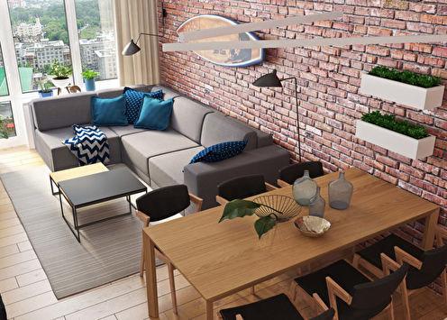 Дизайн квартиры в ЖК «Арт»