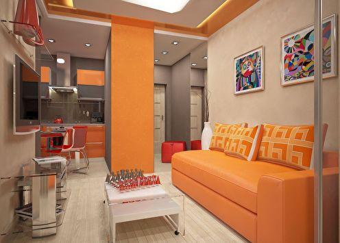 Квартира «Расширение границ возможного»
