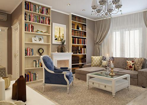 Квартира «Уютная классика»