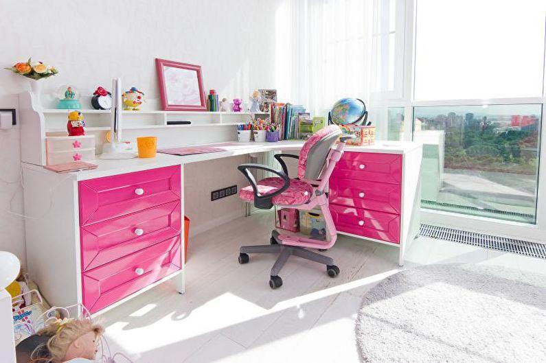 Письменный стол для школьника - Функциональность