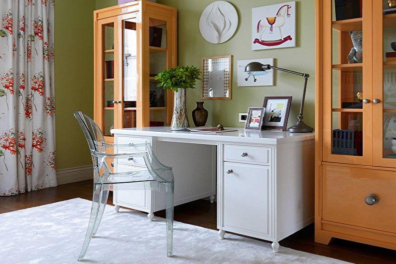Письменный стол для школьника - Как оформить рабочее место интересно