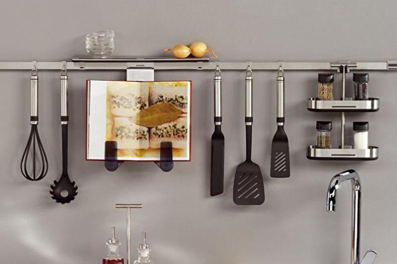 Рейлинги для кухни - Что это