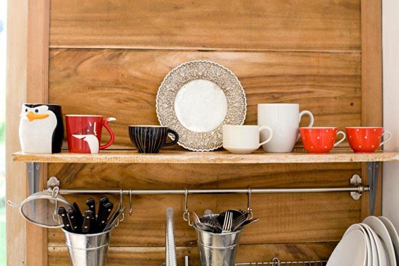 Рейлинги для кухни - фото