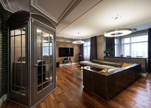 Квартира с «Телефонной будкой»