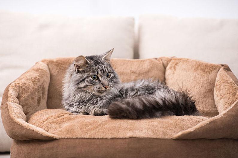 Домик для кошки - Лежанки и гамаки