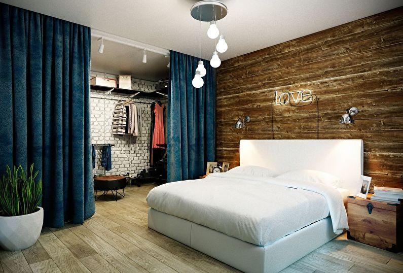 Дизайн гардеробной комнаты - Отделка пола