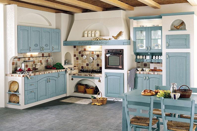 Кухни в стиле прованс - Дизайн интерьера