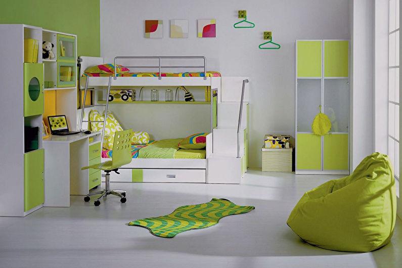 Комната для девочки-подростка - Мебель