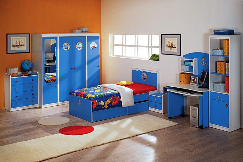 Детские кровати - Размеры