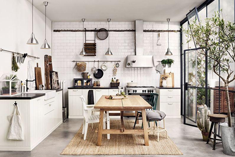 Кухни Икеа в интерьере: 80 фото, модели и дизайн