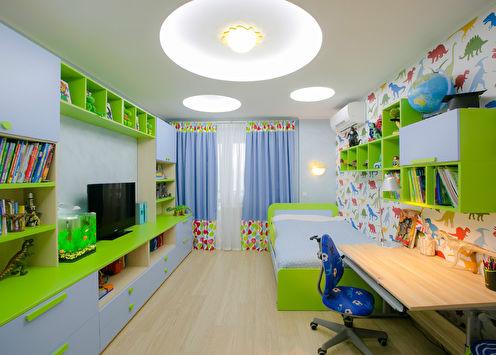 Детская комната «Яркие фантазии»