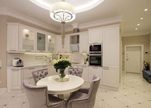 Кухня в классическом стиле, Москва