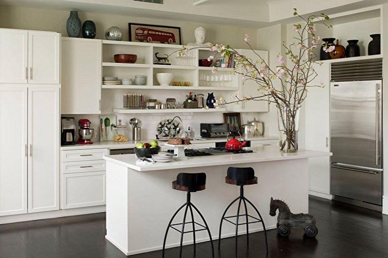 Кухонный гарнитур для маленькой кухни - Советы по оптимизации маленького пространства