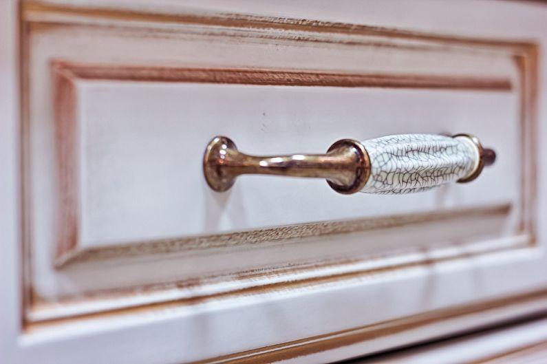 Ручки для кухонной мебели - Особенности