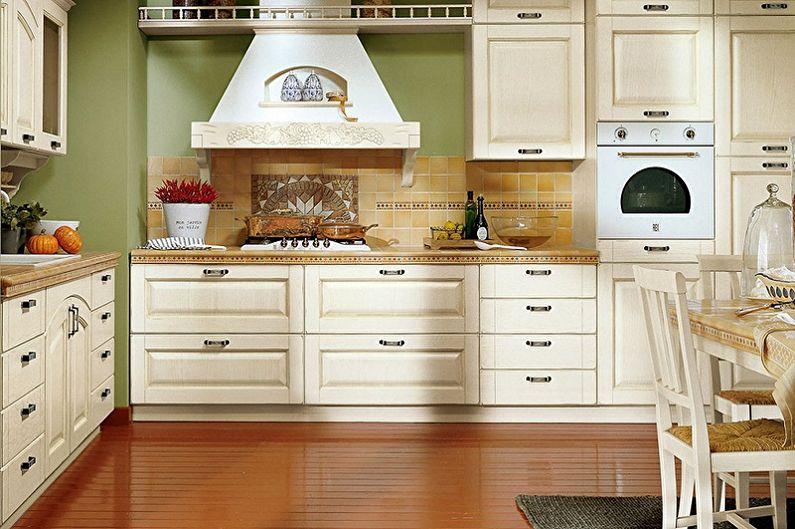 Ручки-скобы для кухонной мебели