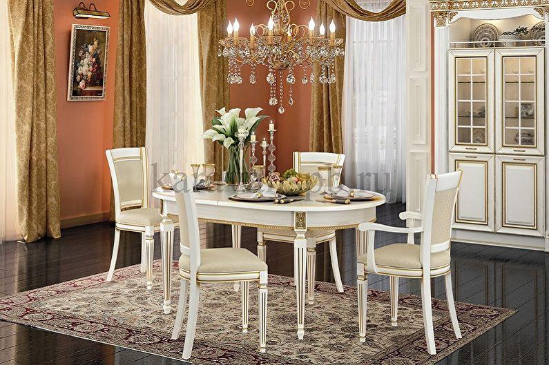 Обеденные столы - Как выбрать