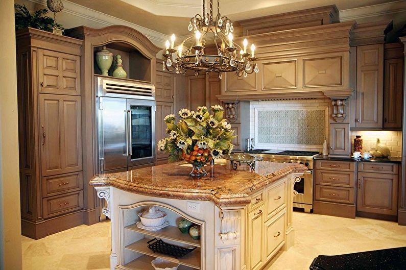 Как выбрать люстру для кухни - Советы
