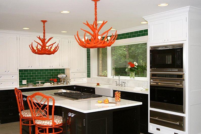 Люстра для кухни - фото