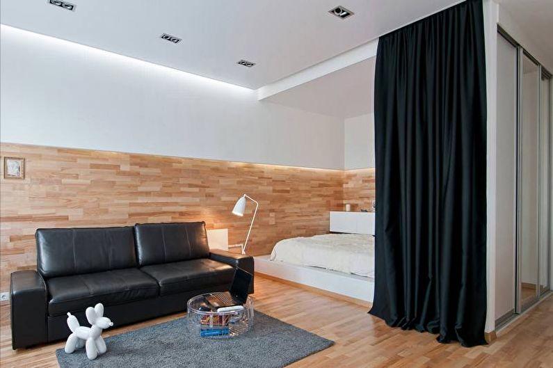 Зонирование комнаты (90 фото): способы и варианты, красивые идеи интерьеров