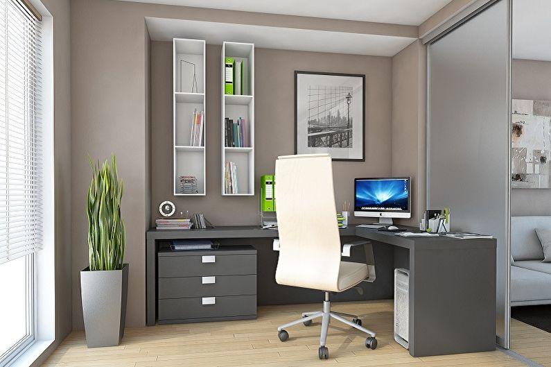 Угловой компьютерный стол (80 фото): как выбрать