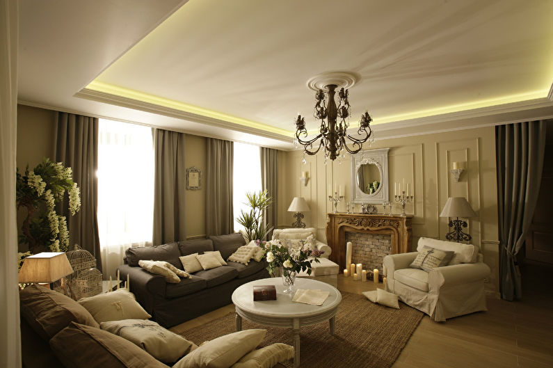 Дизайн интерьера квартиры  заказать проектМосква  цена