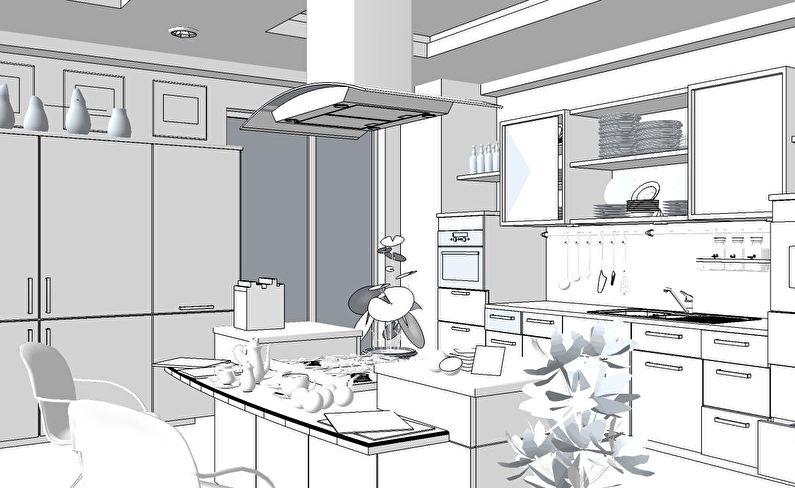 SketchUp - Бесплатные программы для дизайна интерьера