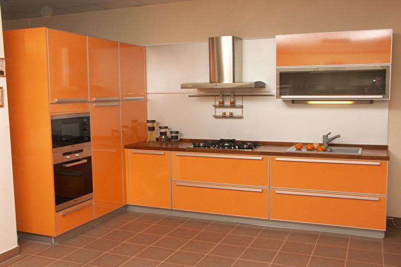 Дизайн угловой кухни: 100 фото-идей и 11 советов