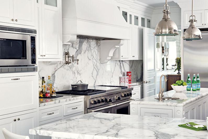 Дизайн кухни - Мебель и бытовая техника