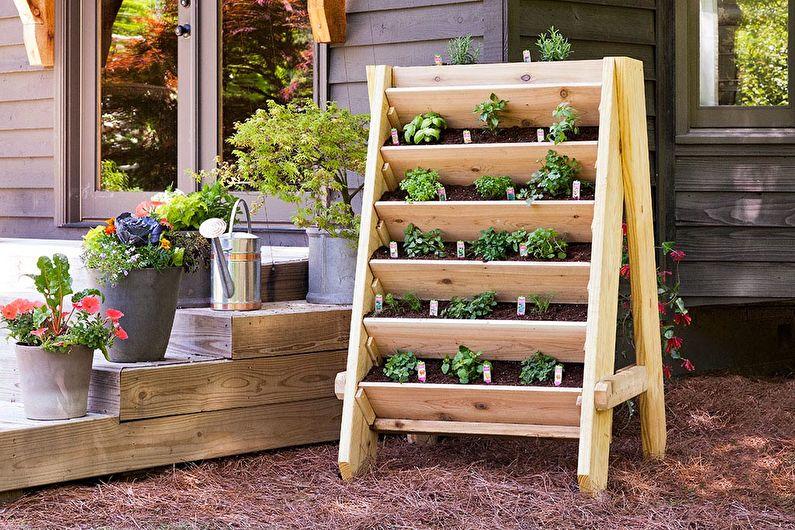 Украшения для сада своими руками: 103 идеи