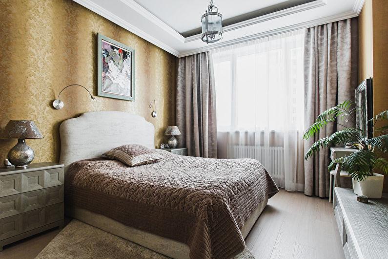 Оформление моей идеальной спальни