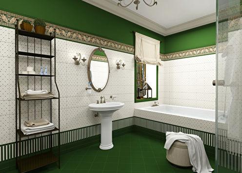 Lord: Ванная комната в классическом стиле