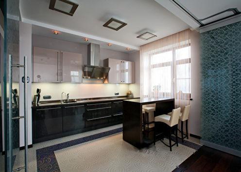 Кухня «Трансформация пространства»