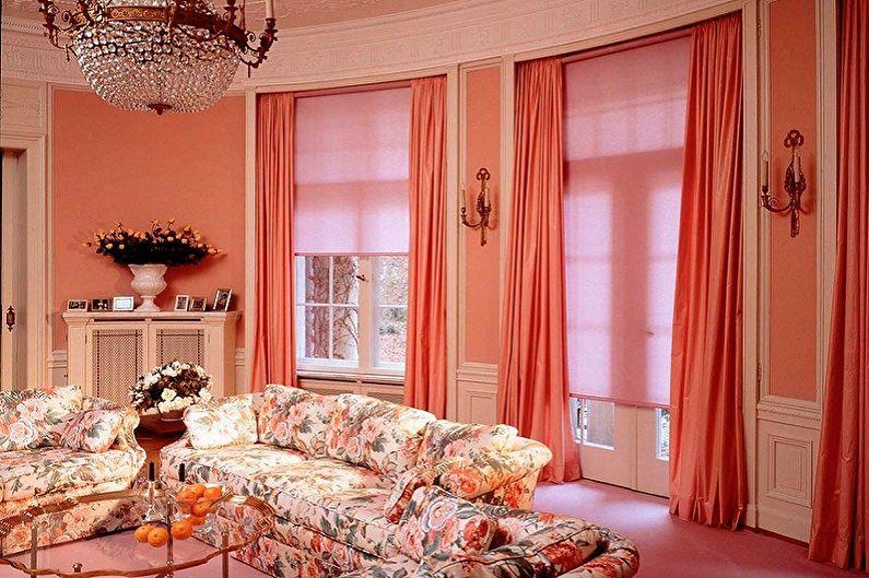 Рулонные шторы - Плюсы и минусы