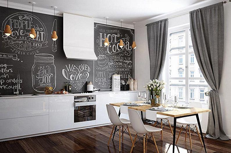 Дизайн кухни 15 кв.м. - Декор