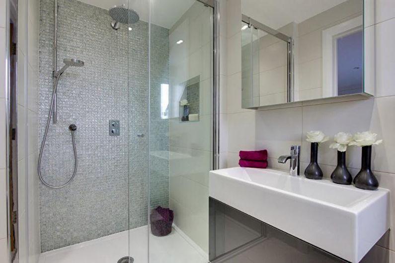 Ванная комната с душевой кабиной - Выбор душевой кабины
