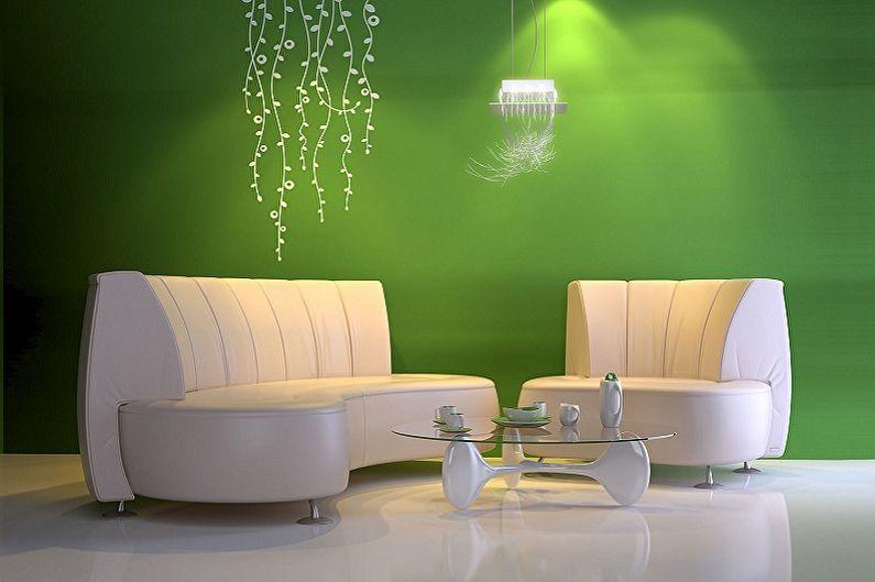 Виды красок для стен - Алкидные эмали