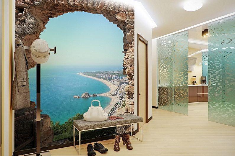 Дизайн коридора в квартире - Общие правила оформления