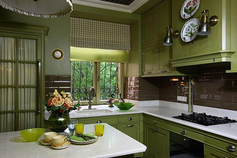 С какими цветами сочетается зеленый - Основные особенности