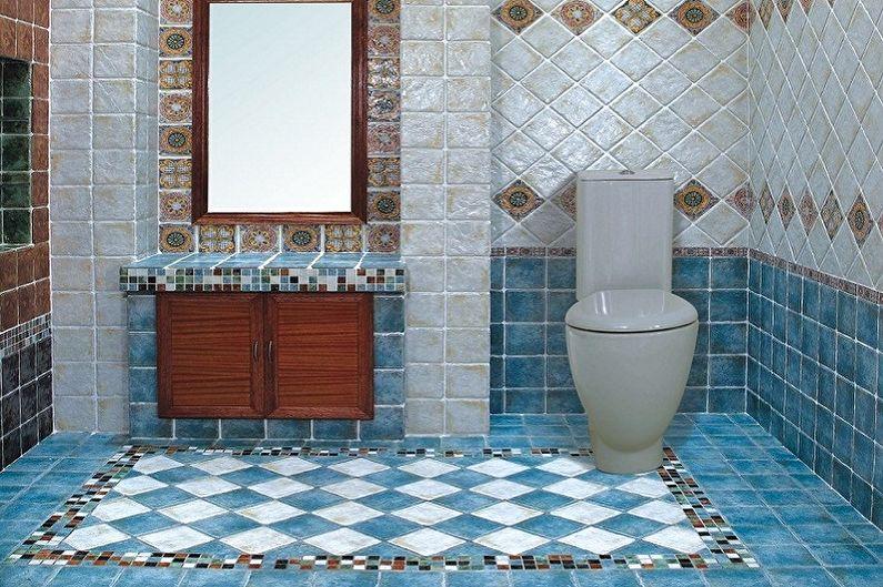 """Картинки по запросу """"Напольные покрытия для ванной и их разновидности"""""""