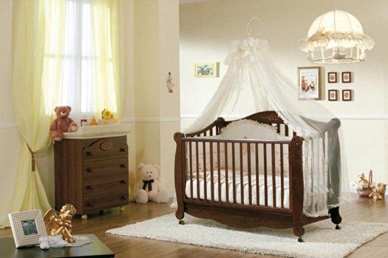 Как выбрать детскую кроватку для новорожденных - Материалы