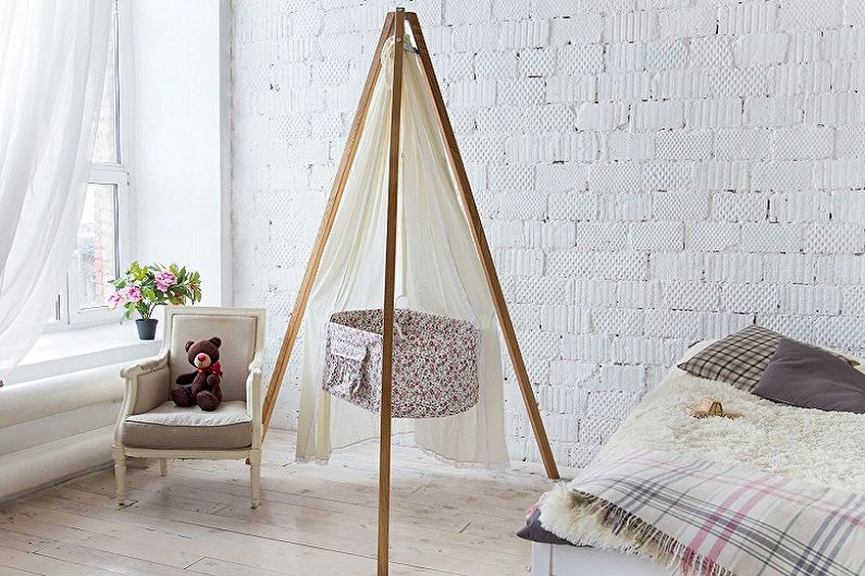 Типы детских кроваток для новорожденных по конструкции - Колыбель