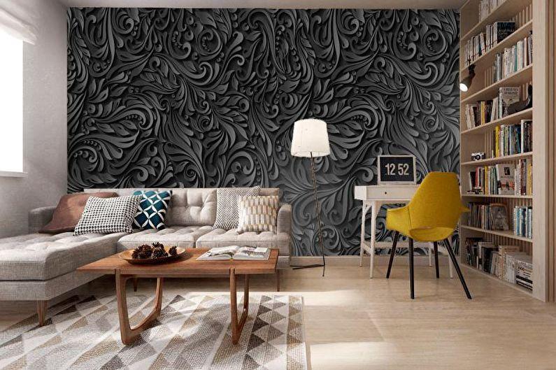 3D duvar kağıdı - fotoğraf
