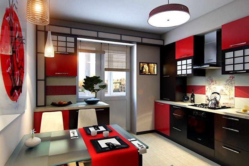 Дизайн кухни в восточном стиле - Особенности