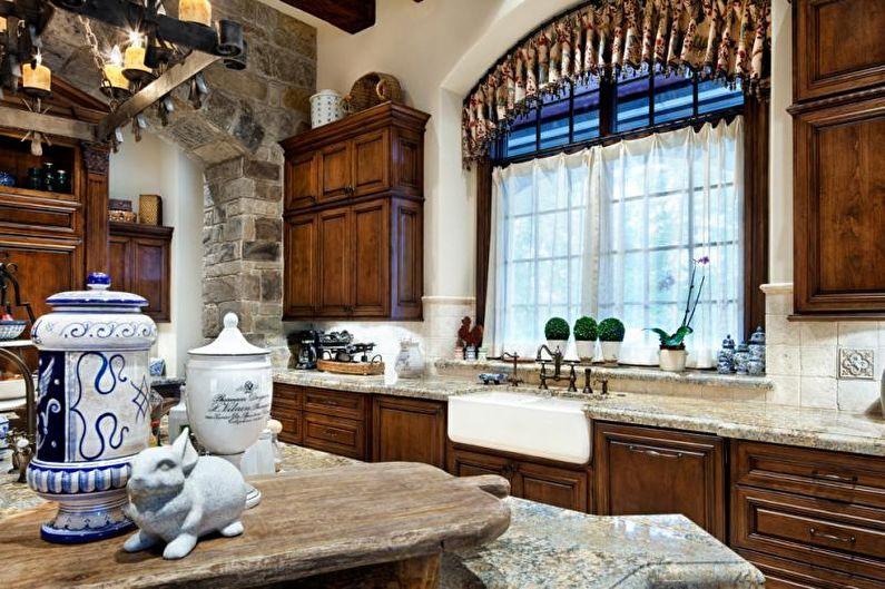 Mutfakta tül - Tercih edilen incelikler