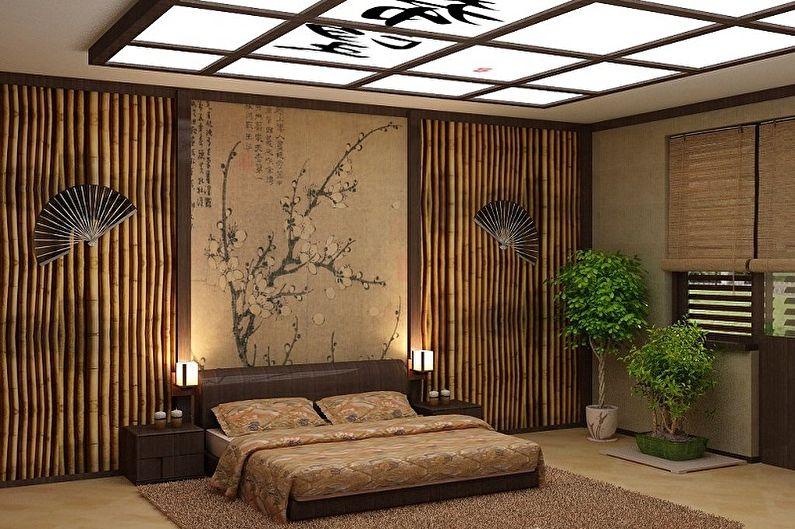 Виды стеновых панелей для внутренней отделки - Бамбуковые панели