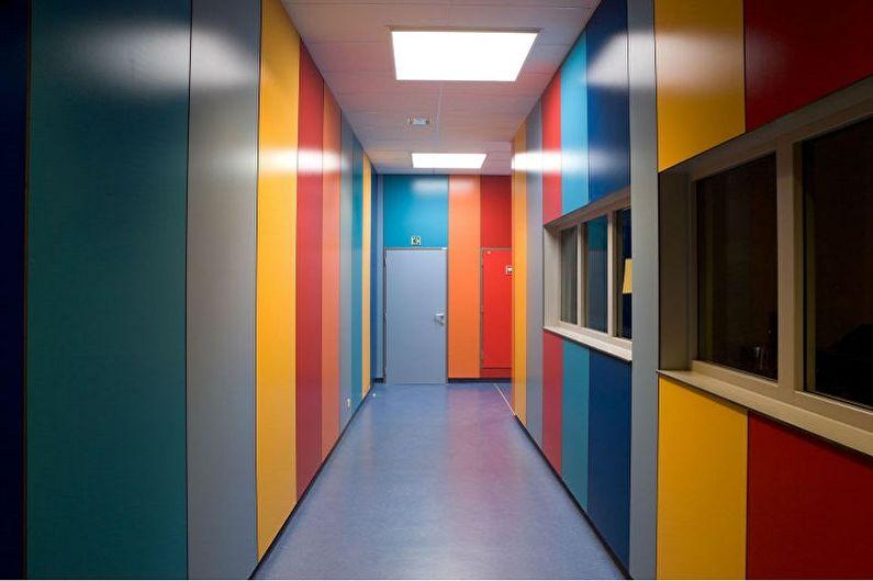 Виды стеновых панелей для внутренней отделки - Пластиковые (полиуретановые, виниловые, ПВХ) панели