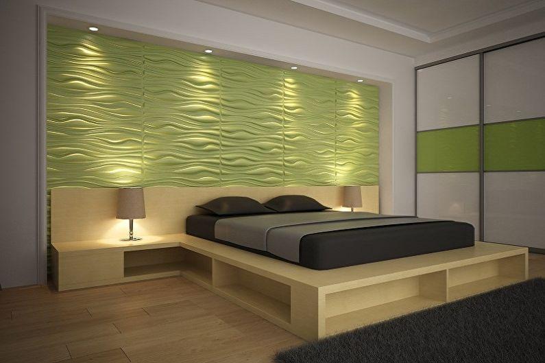 Стеновые панели для внутренней отделки - фото